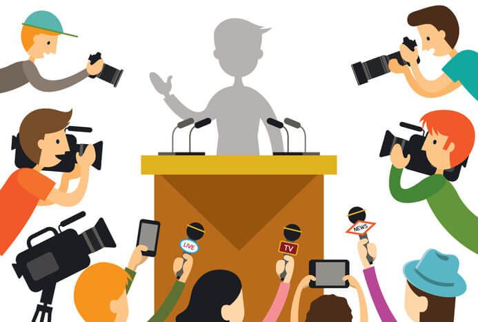consejos para aparecer en los medios