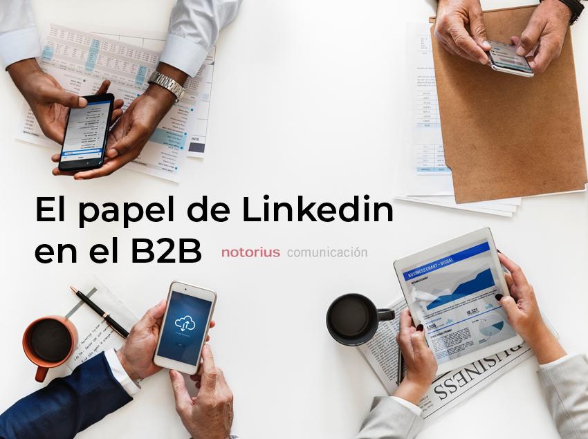 Linkedin en el B2B