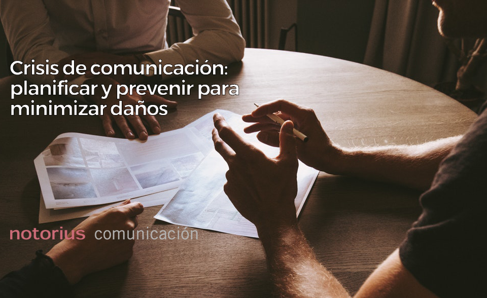 Cómo gestionar una crisis de comunicación con éxito