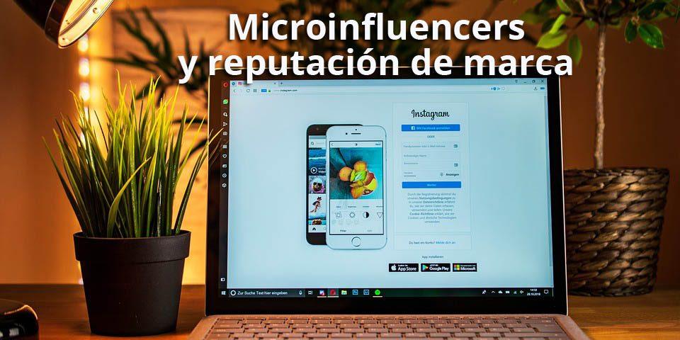 Estrategia de marketing con microinfluencers para la reputación de las marcas