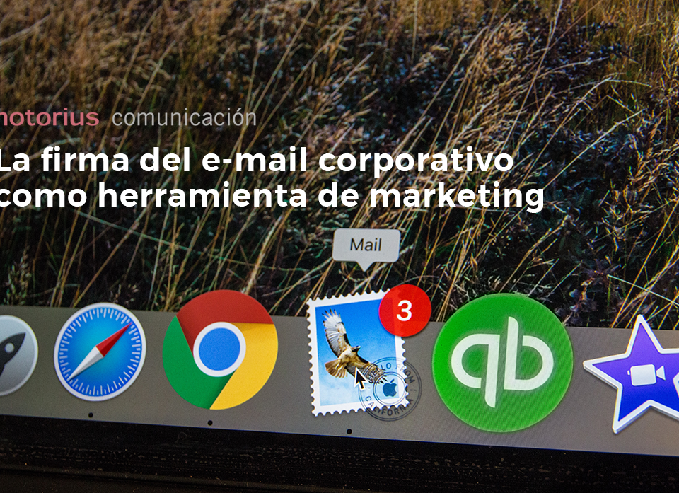 Importancia de la firma en los emails corporativos